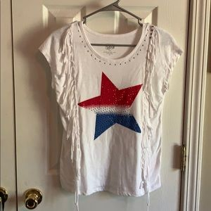 Other - Justice Star T-shirt